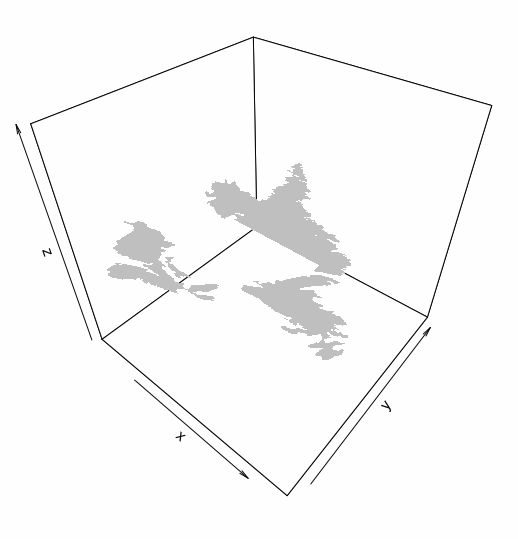 3D Visualization of Shapefiles